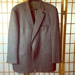 Burberry Sports coat- wool cashmere blend